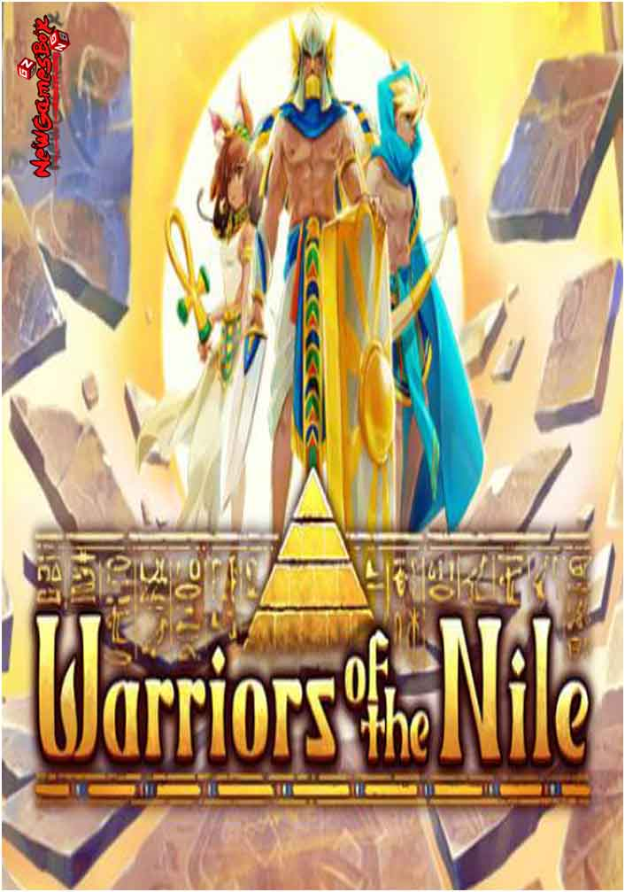 Warriors Of The Nile Free Download Full PC Game Setup