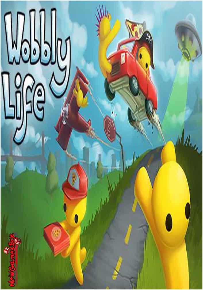 Wobbly Life Free Download Full Version PC Game Setup