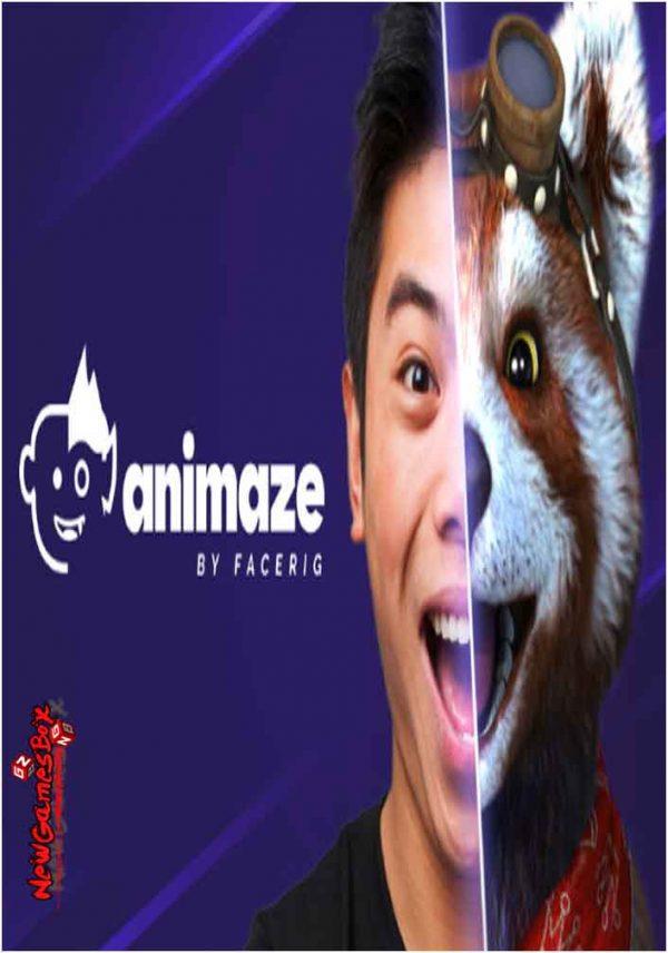 Animaze By FaceRig Free Download PC Software Setup