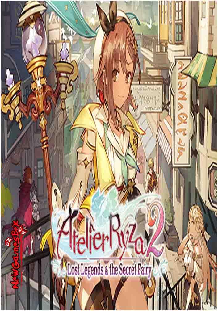 Atelier Ryza 2 Free Download Full Version PC Setup