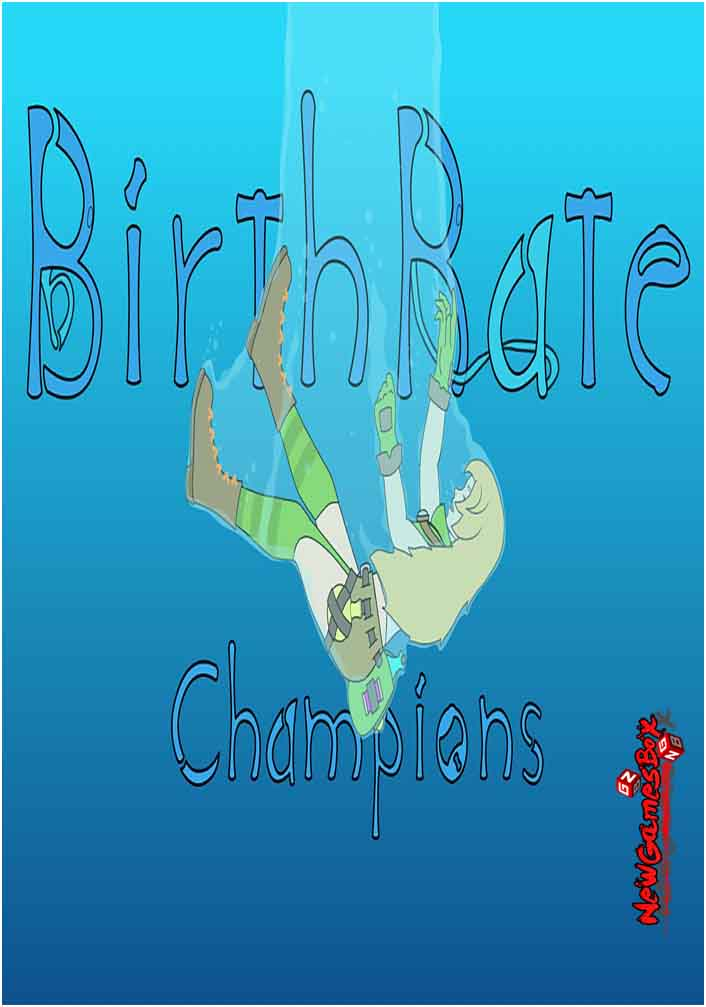 BirthRate Champions Free Download Full PC Game Setup