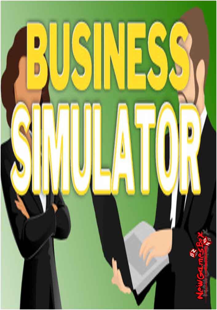 Business Simulator Free Download Full PC Game Setup