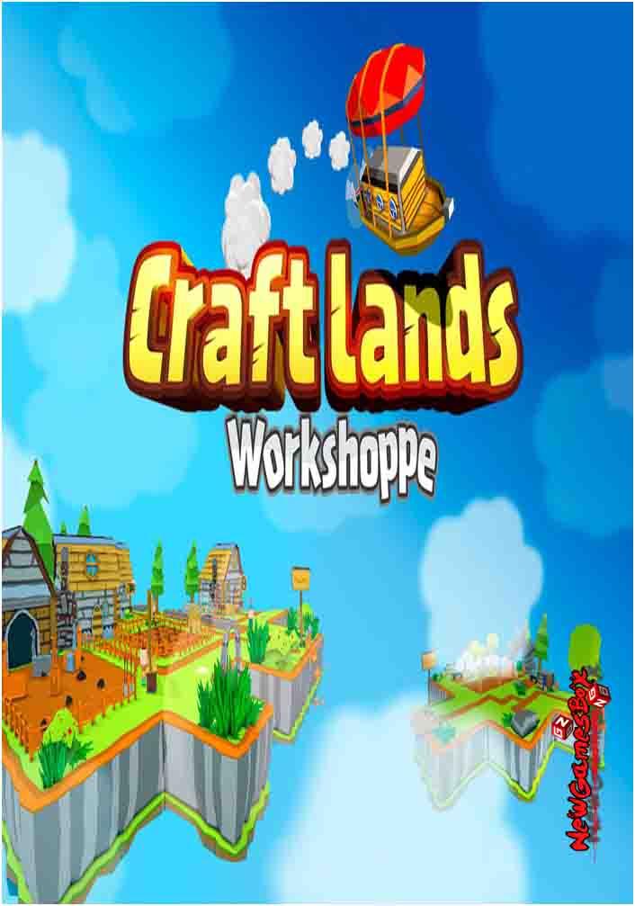 Craftlands Workshoppe Free Download PC Game Setup
