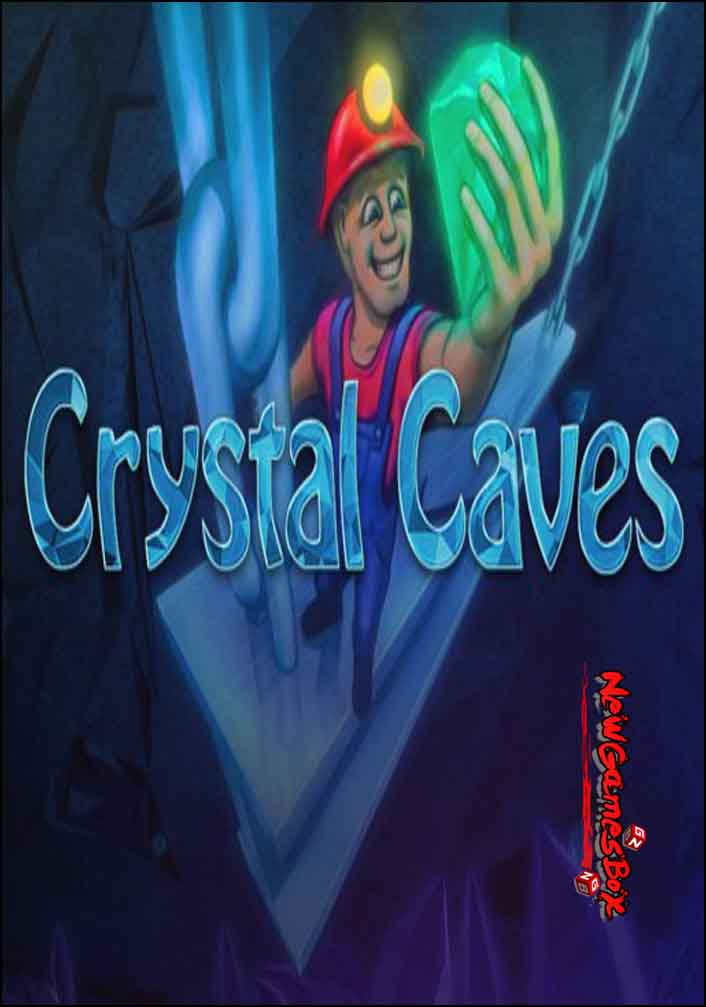 Crystal Caves HD Free Download Full PC Game Setup