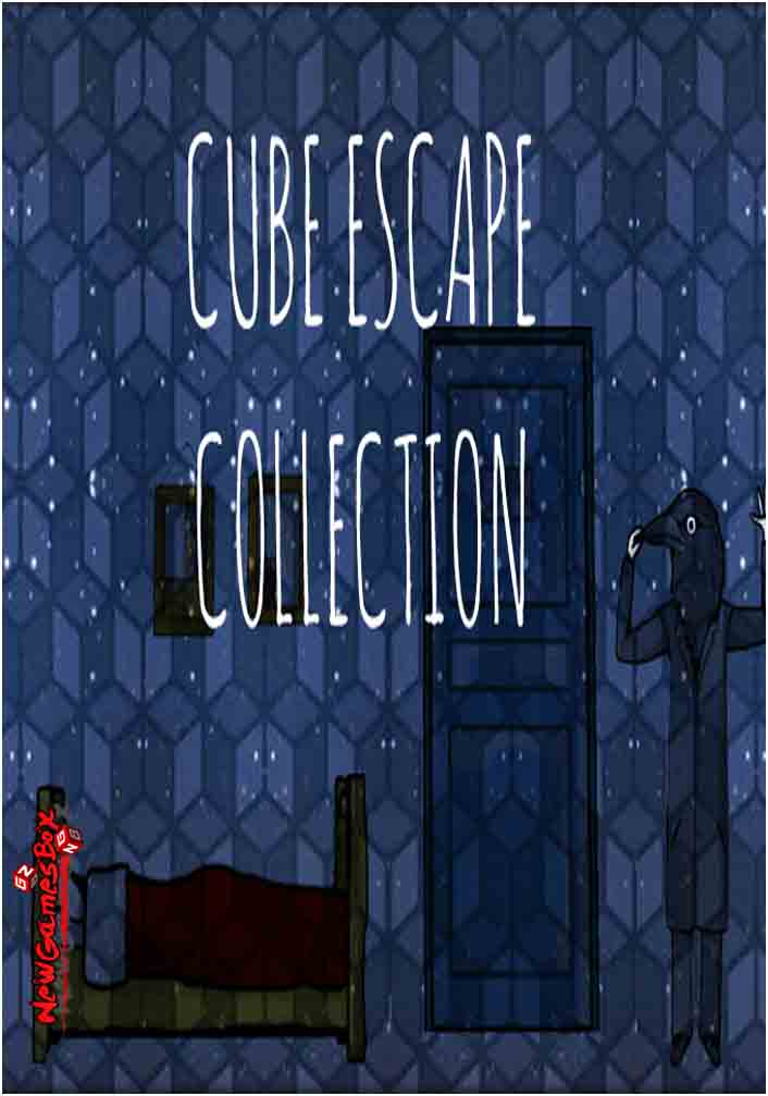 Cube Escape Collection Free Download PC Game Setup