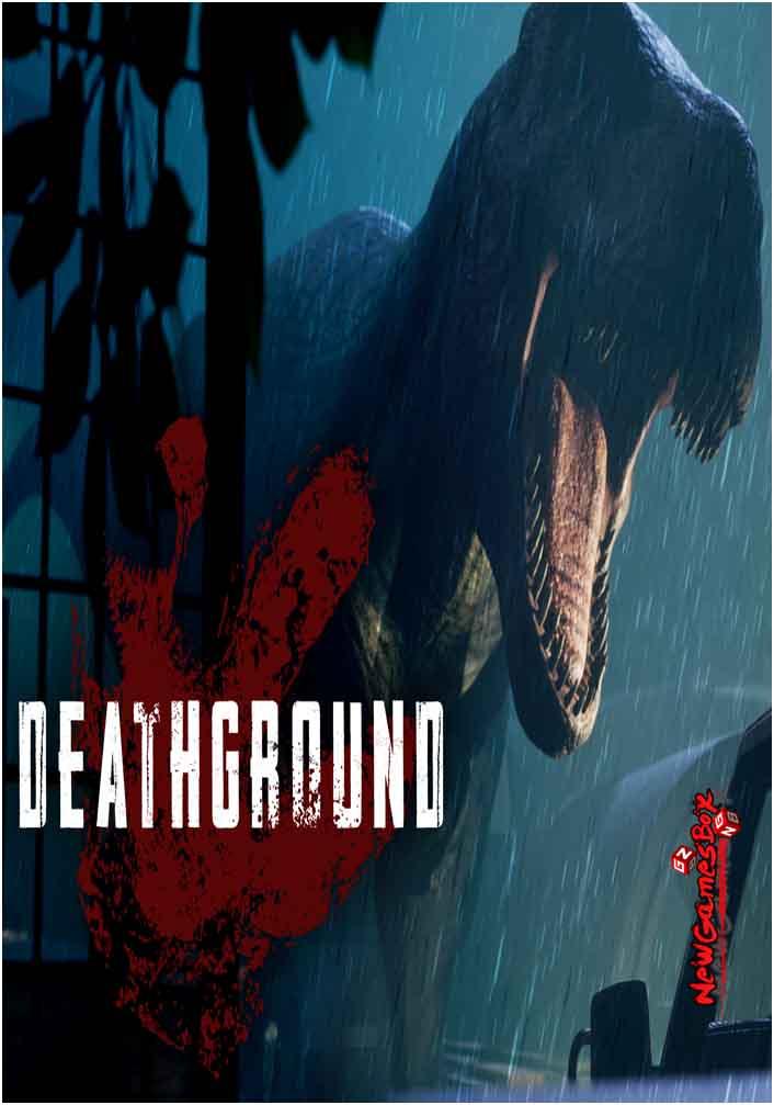 Deathground Free Download Full Version PC Game Setup