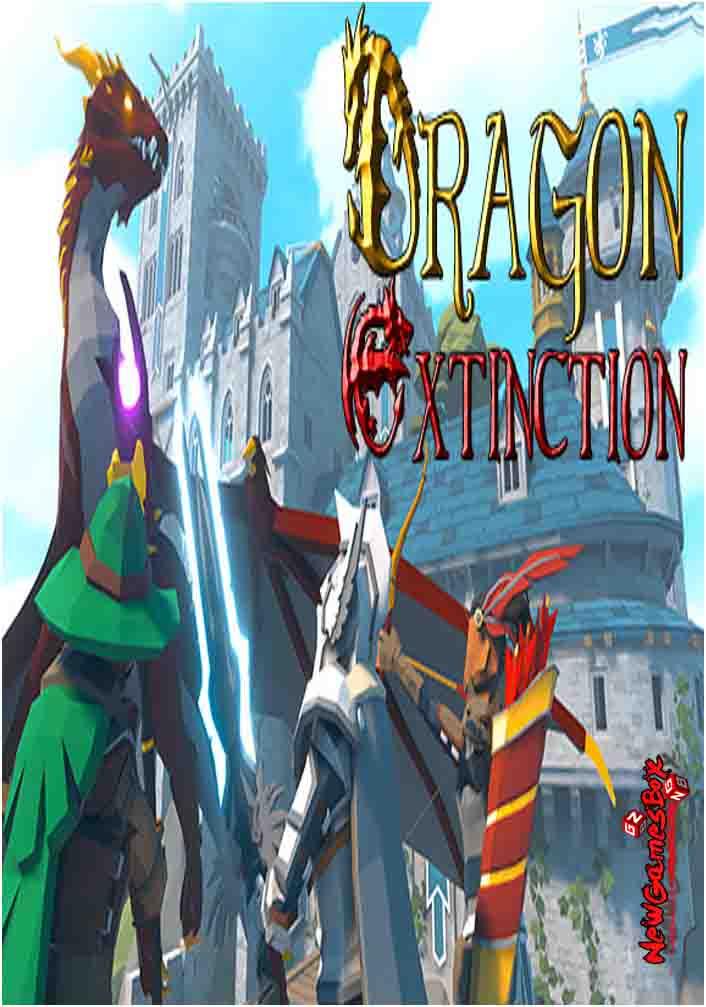 Dragon Extinction Free Download Full PC Game Setup
