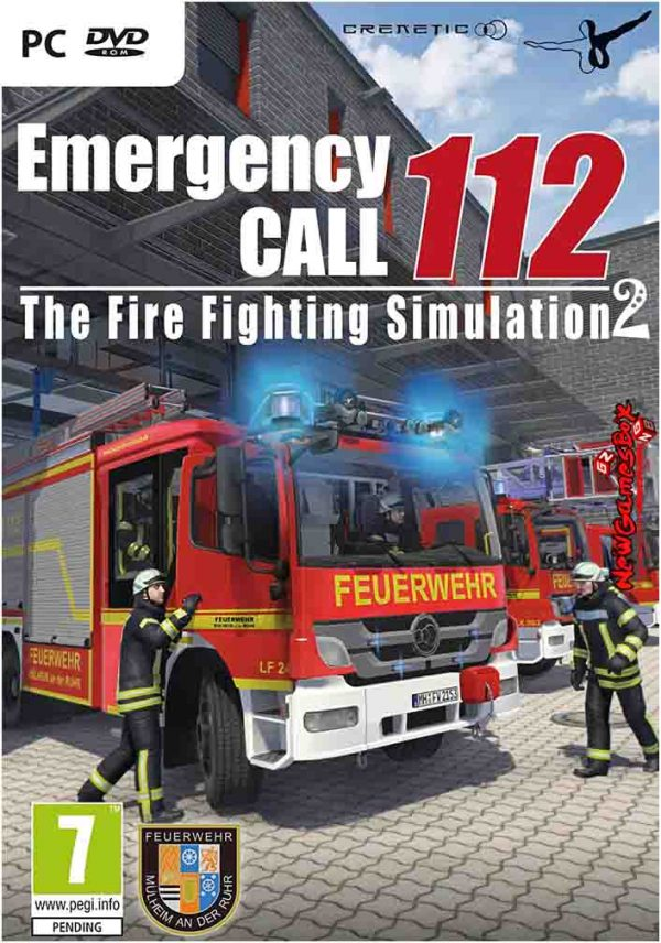 Emergency Call 112 Fire Fighting Simulation 2 Free Download