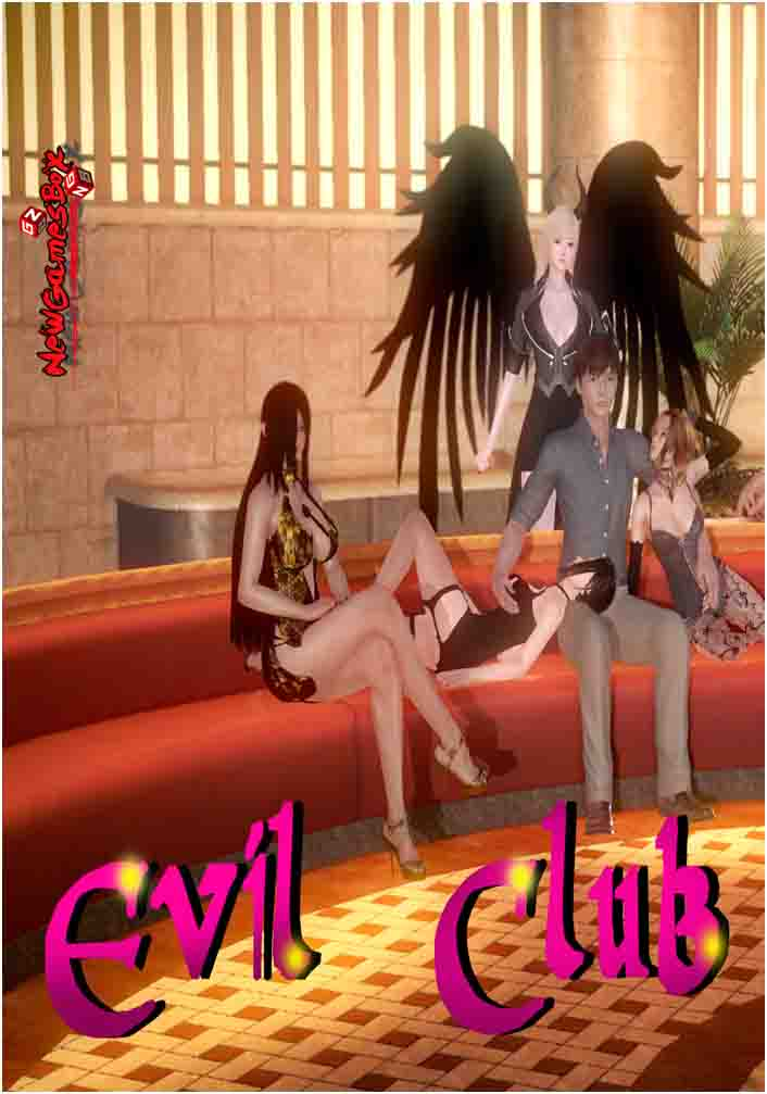 Evil Club Adult Game Free Download Full PC Setup