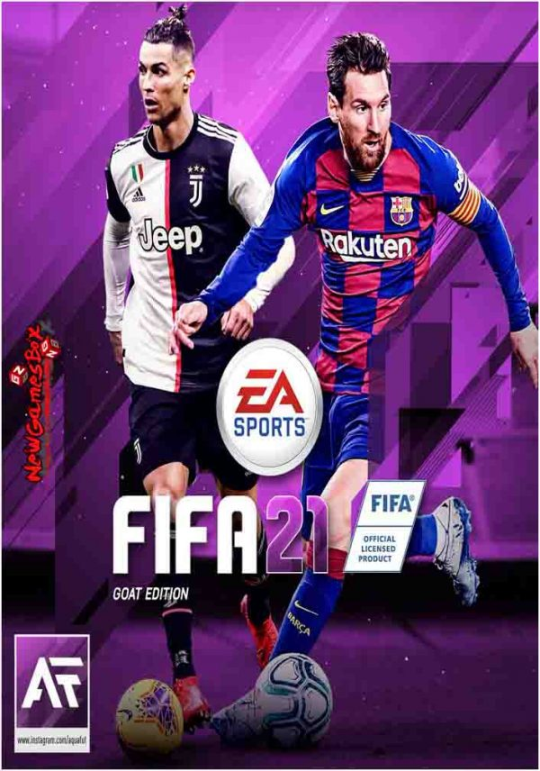 FIFA 21 Free Download Full Version PC Game Setup