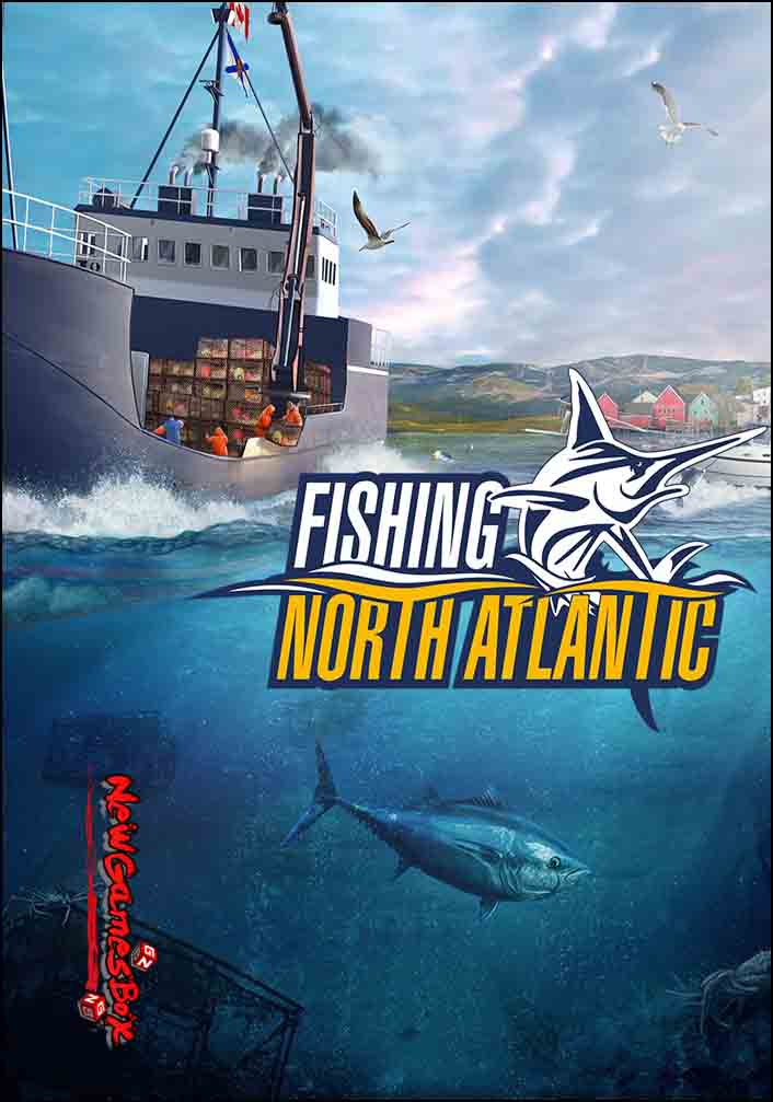 Fishing North Atlantic Free Download PC Game Setup