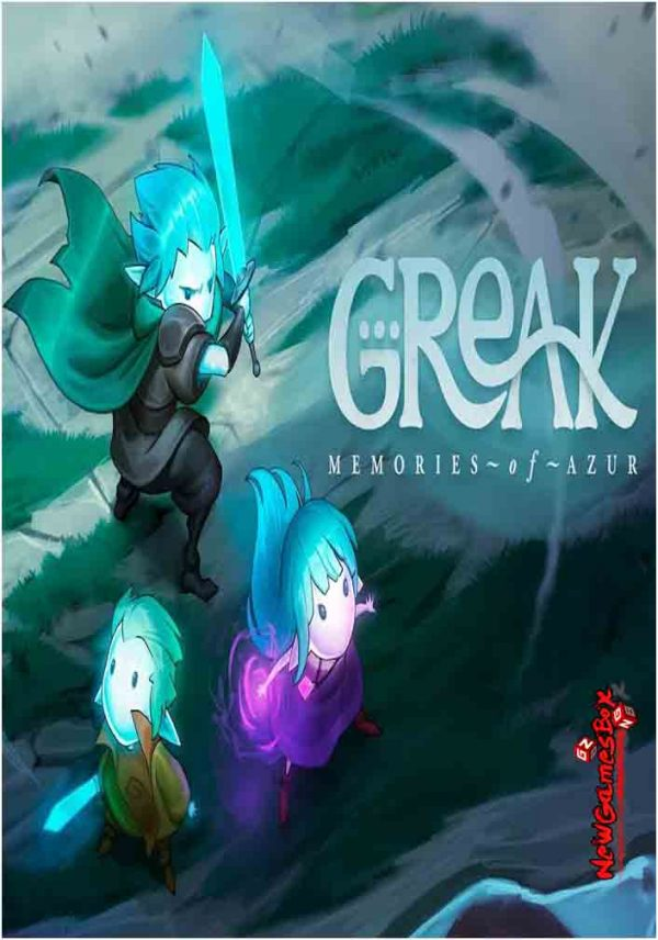 Greak Memories Of Azur Free Download PC Game Setup