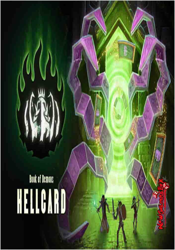 HELLCARD Free Download Full Version PC Game Setup