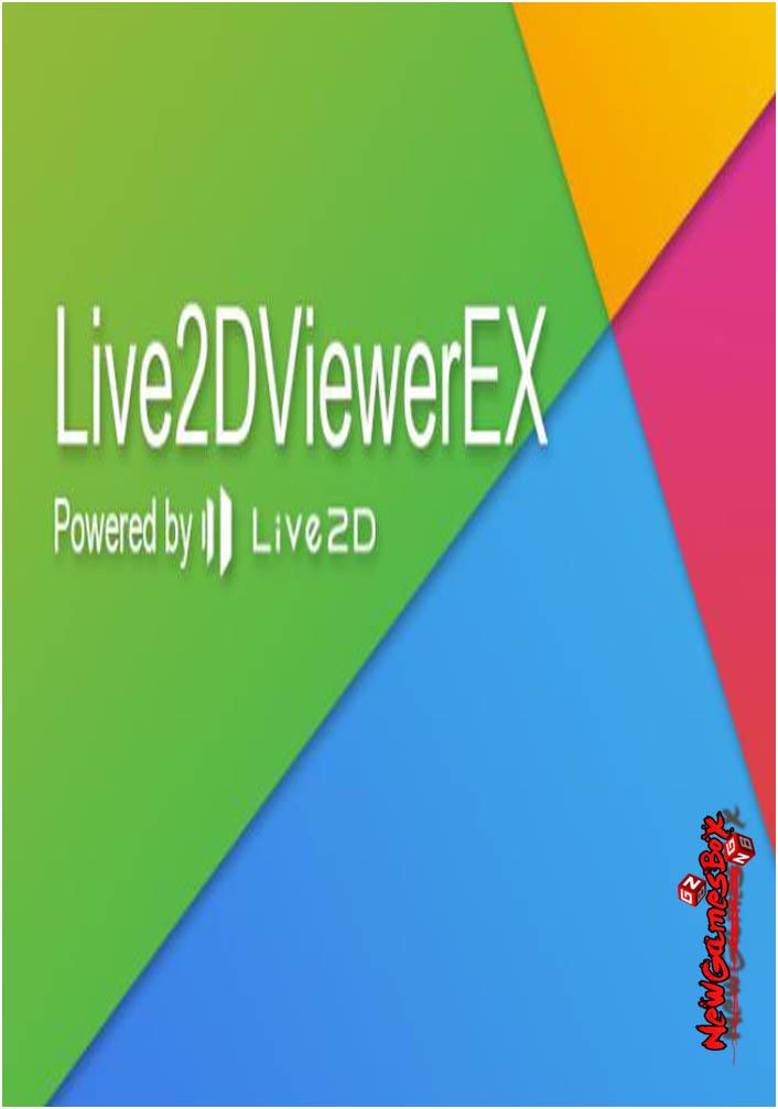 Live2DViewerEX Free Download Full PC Utility Setup