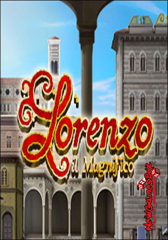 Lorenzo il Magnifico Free Download Full PC Game Setup