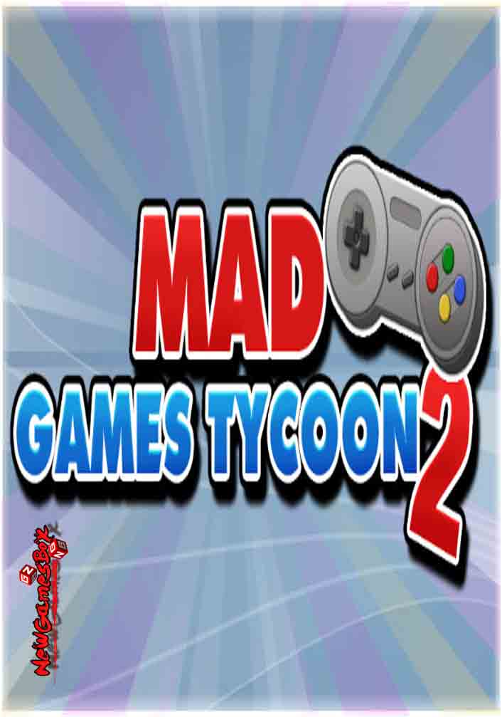 Mad Games Tycoon 2 Free Download PC Game Setup