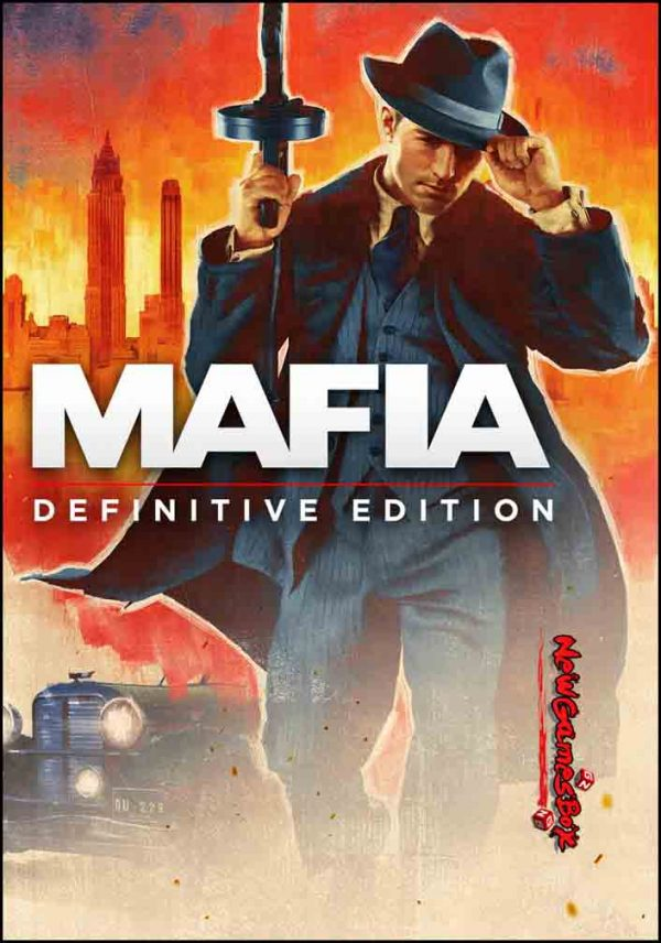 Mafia Definitive Edition Free Download PC Game Setup