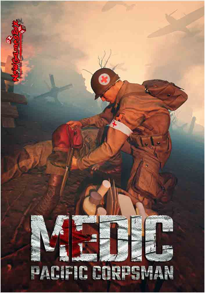 Medic Pacific Corpsman Free Download PC Game Setup