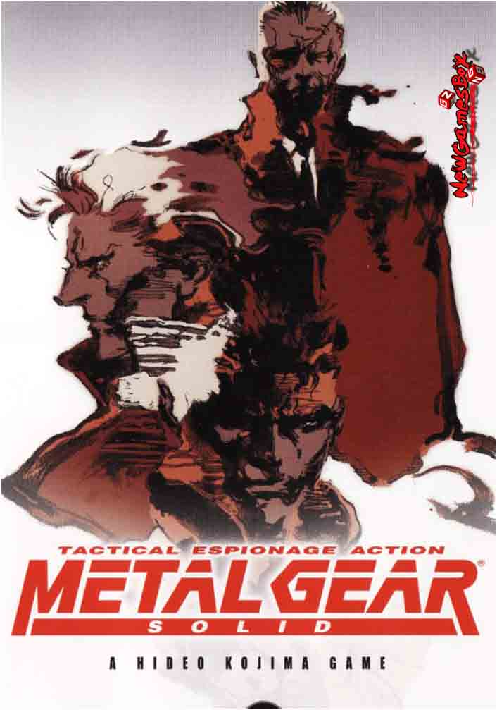 Metal Gear Solid Collection Free Download PC Setup