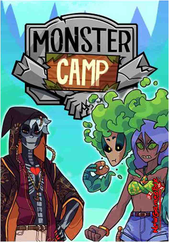 Monster Prom 2 Monster Camp Free Download PC Setup