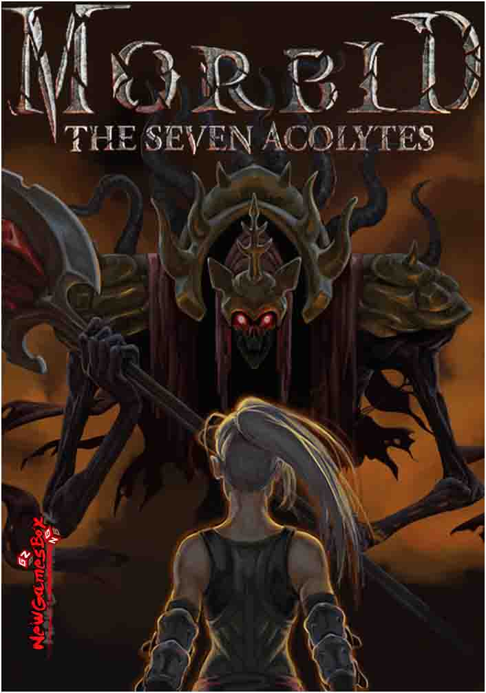 Morbid The Seven Acolytes Free Download PC Game Setup