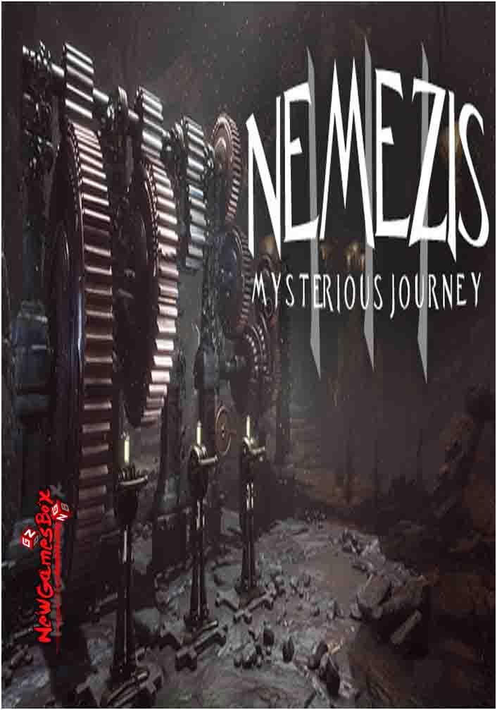Nemezis Mysterious Journey III Free Download PC Setup