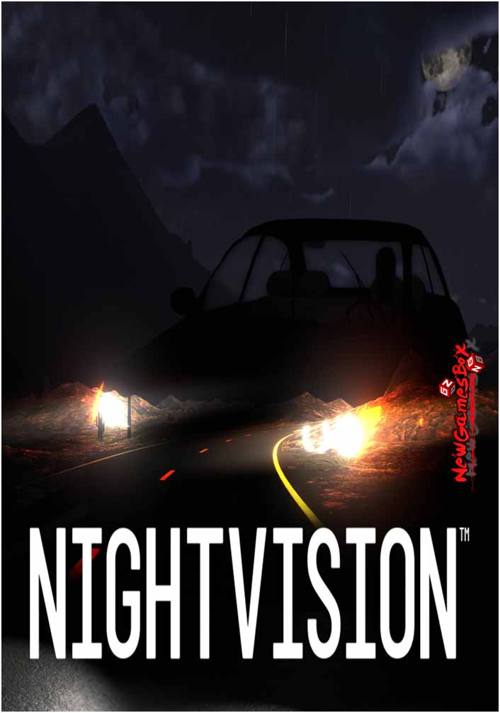 Nightvision Drive Forever Free Download PC Game Setup