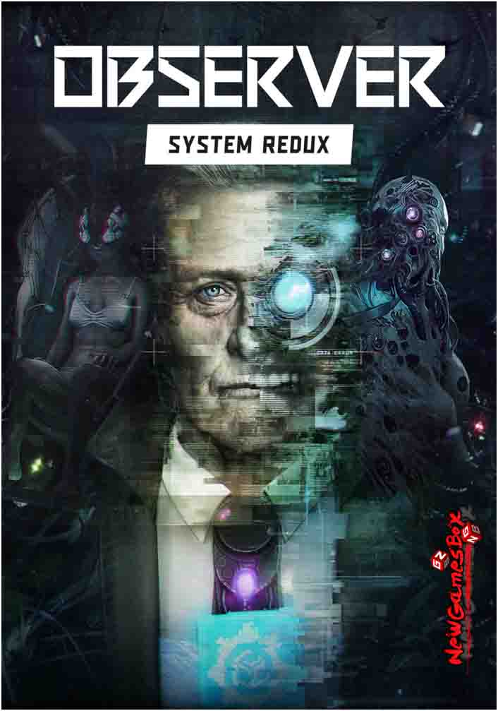 Observer System Redux Free Download PC Game Setup