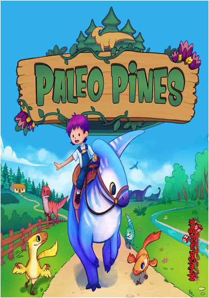 Paleo Pines Free Download Full Version PC Game Setup