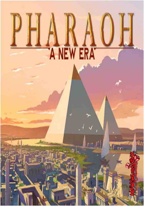 Pharaoh A New Era Free Download PC Game Setup