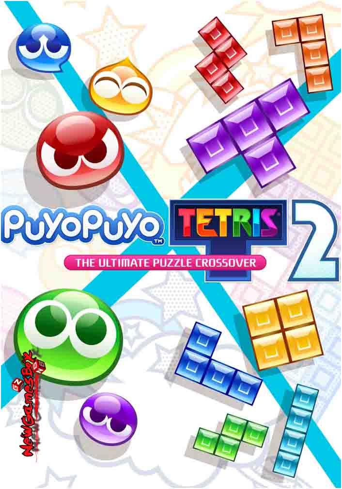 Puyo Puyo Tetris 2 Free Download PC Game Setup