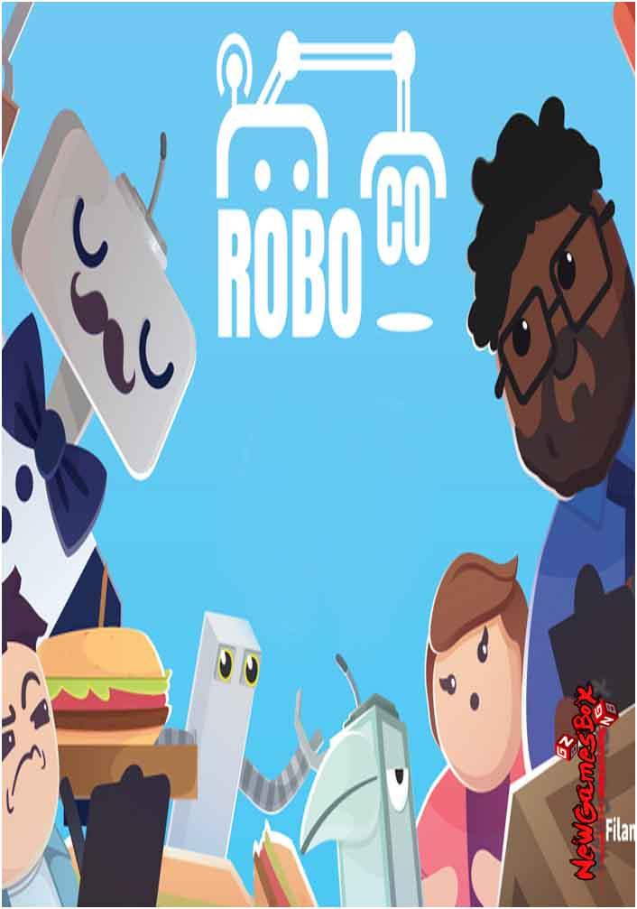 RoboCo Free Download Full Version PC Game Setup