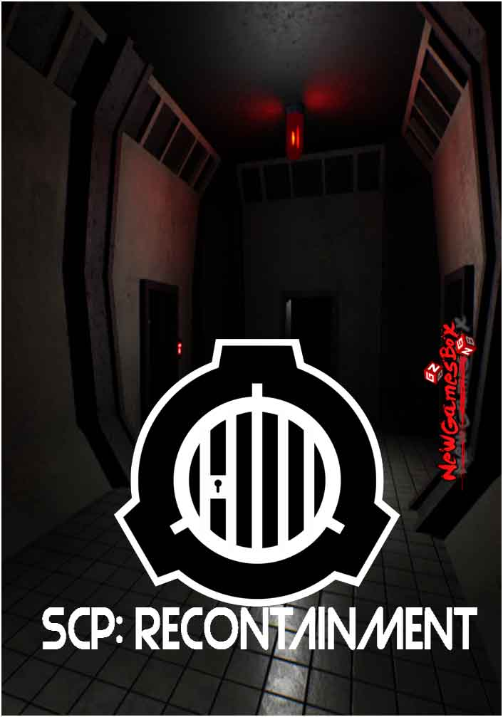 SCP Recontainment Free Download Full PC Game Setup