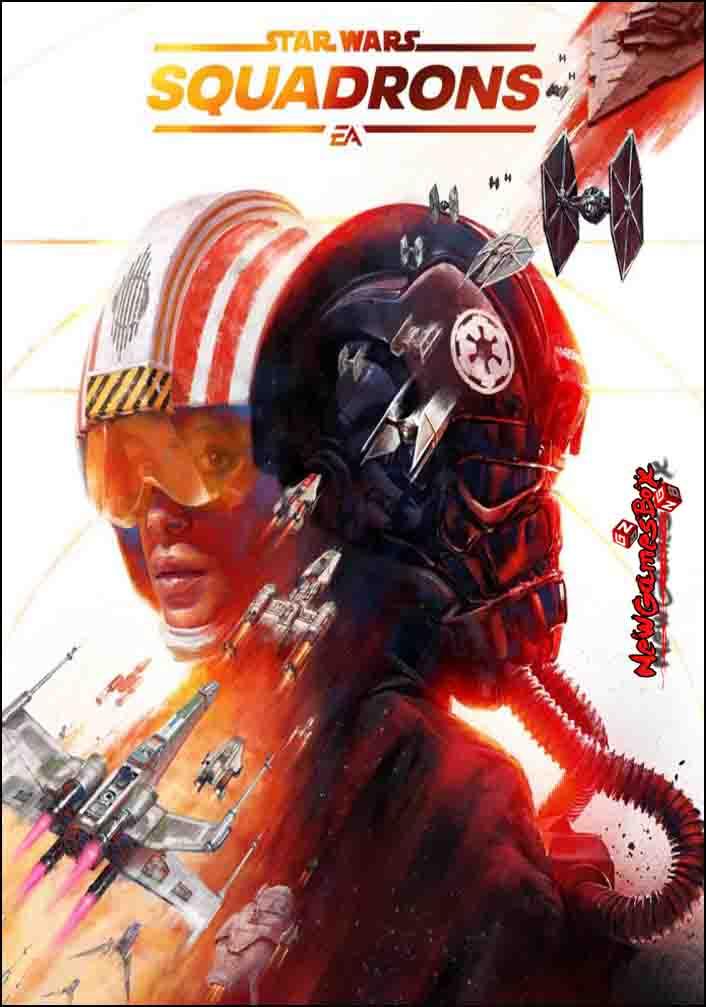 STAR WARS Squadrons Free Download PC Game Setup
