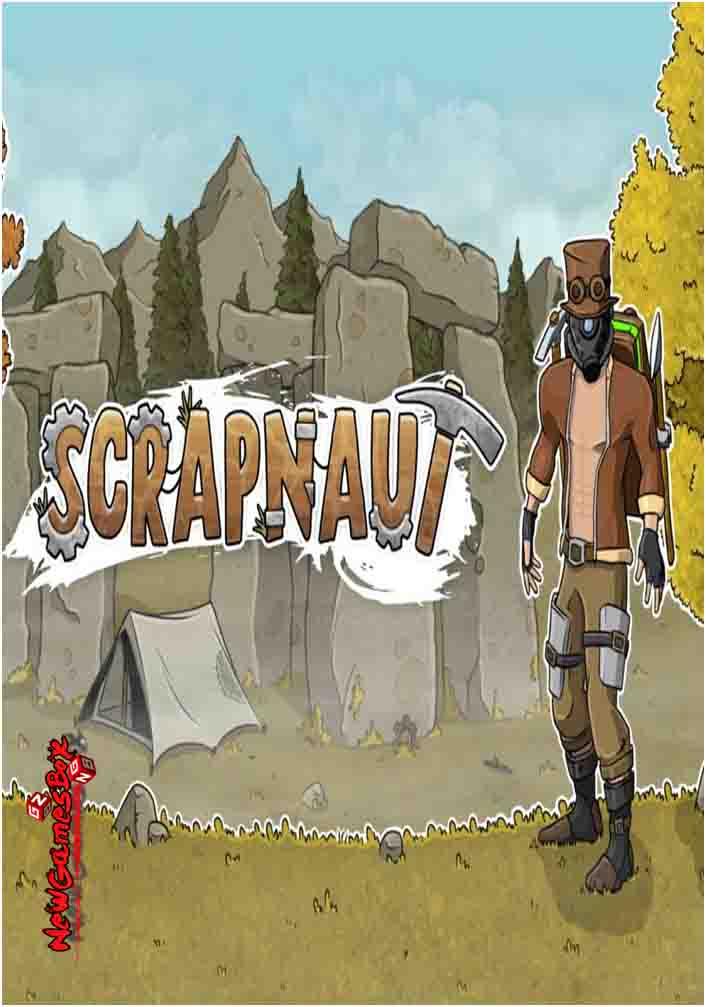 Scrapnaut Free Download Full Version PC Game Setup