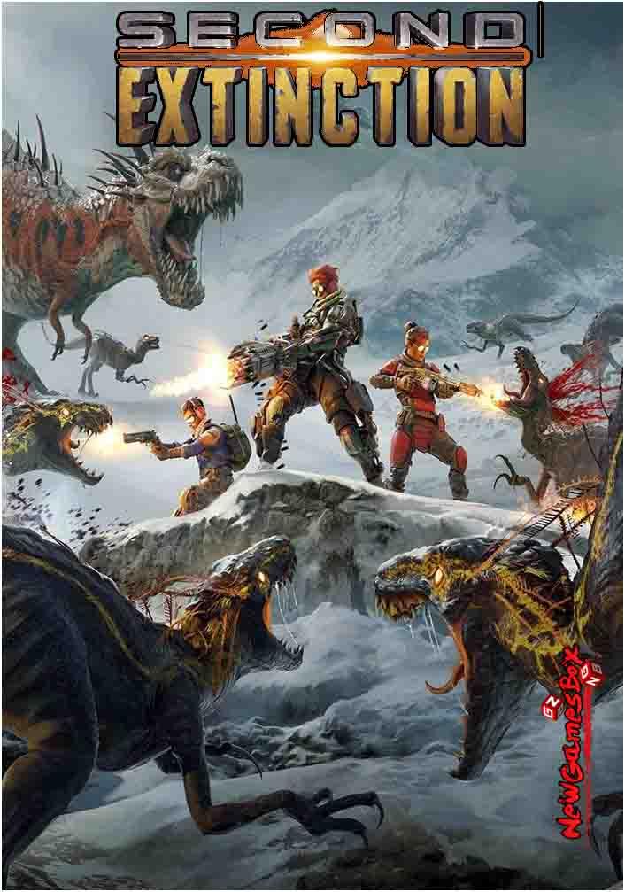 Second Extinction Free Download Full PC Game Setup