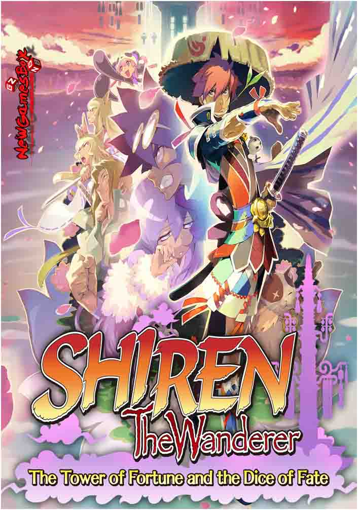 Shiren The Wanderer Free Download PC Game Setup