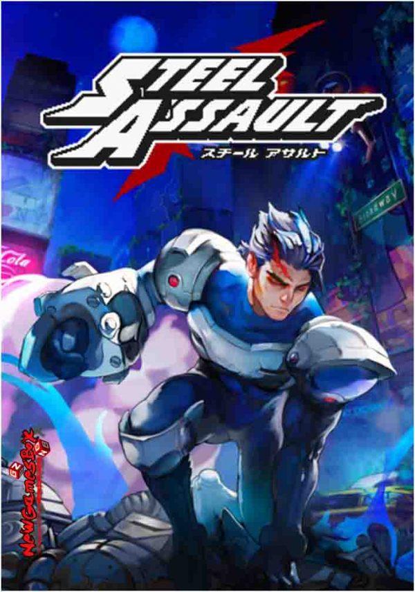 Steel Assault Free Download Full Version PC Game Setup
