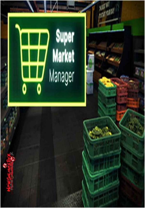 Supermarket Manager Free Download Full PC Game Setup