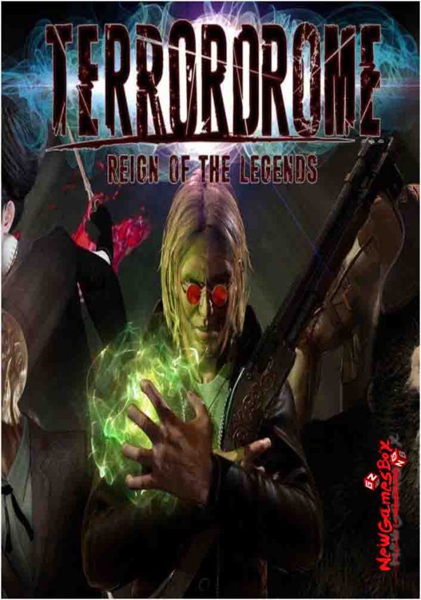Terrordrome Reign Of The Legends Free Download PC Setup