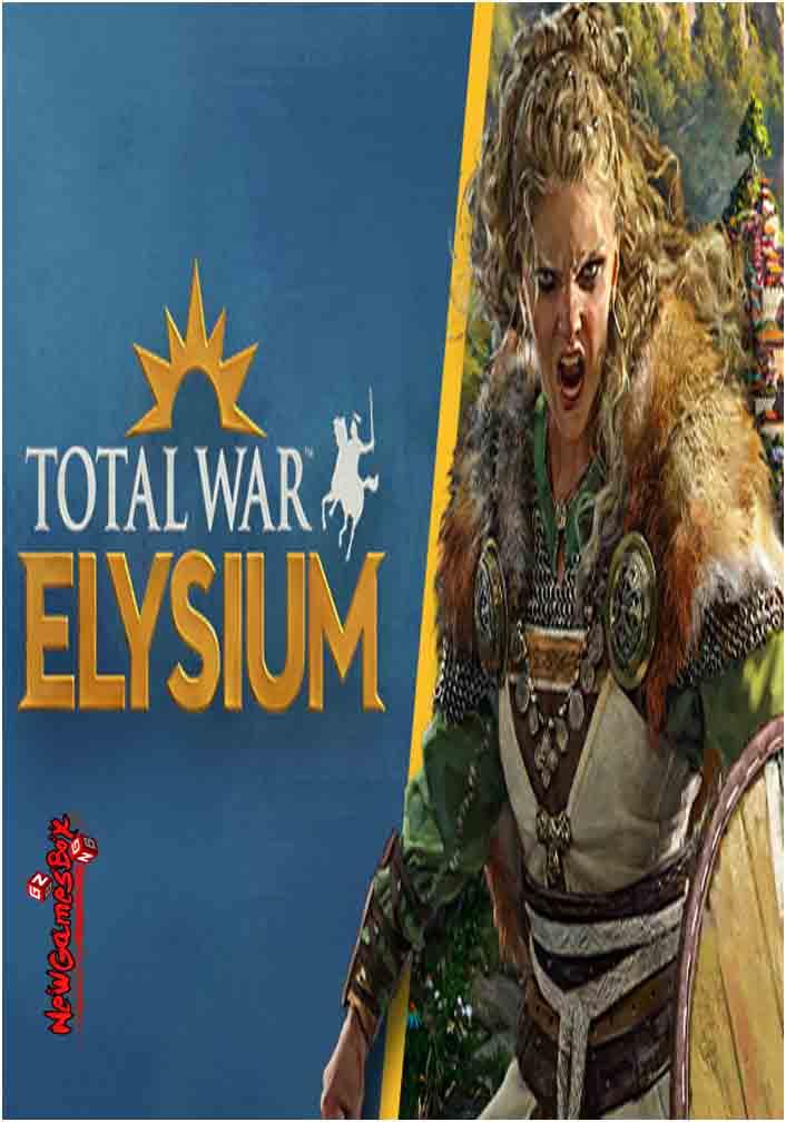 Total War ELYSIUM Free Download Full PC Game Setup