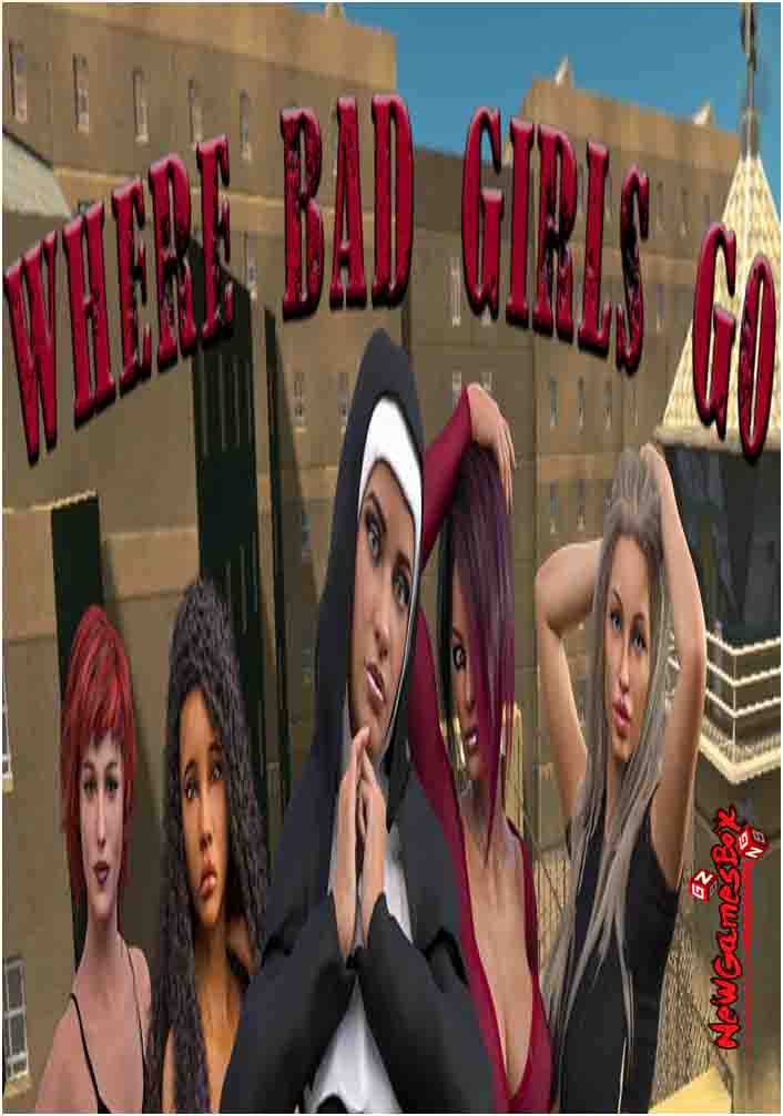 Where Bad Girls Go Free Download Full PC Game Setup