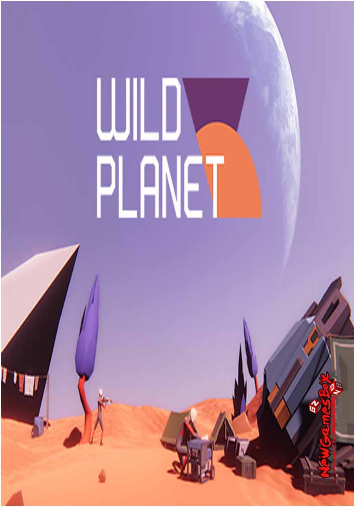 Wild Planet Free Download Full Version PC Game Setup