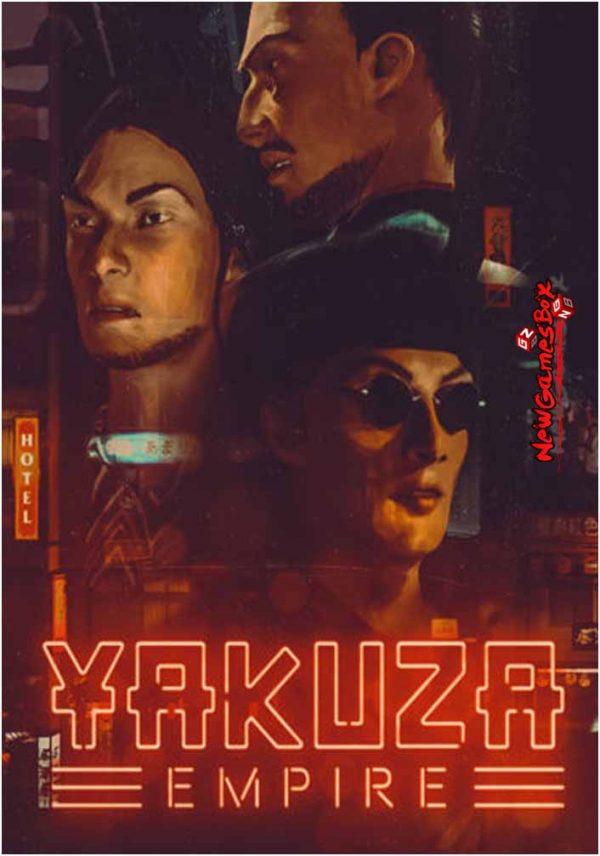 Yakuza Empire Free Download Full Version PC Game Setup