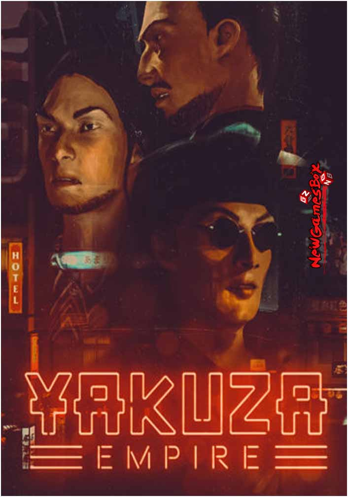 Yakuza Empire Free Download Full Version PC Game Setup