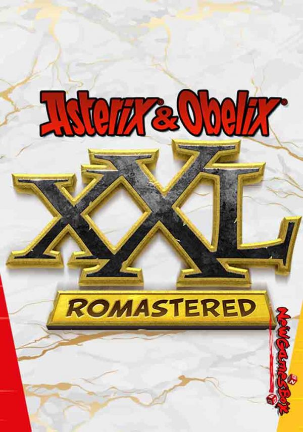 Asterix And Obelix XXL Romastered Free Download PC
