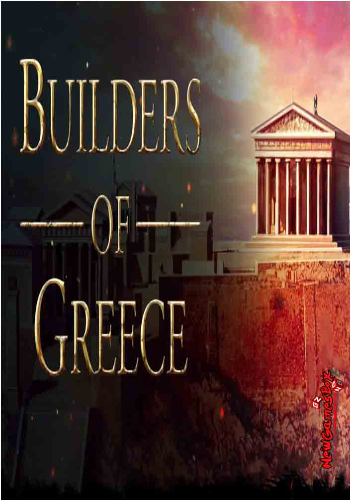 Builders Of Greece Free Download Full PC Game Setup