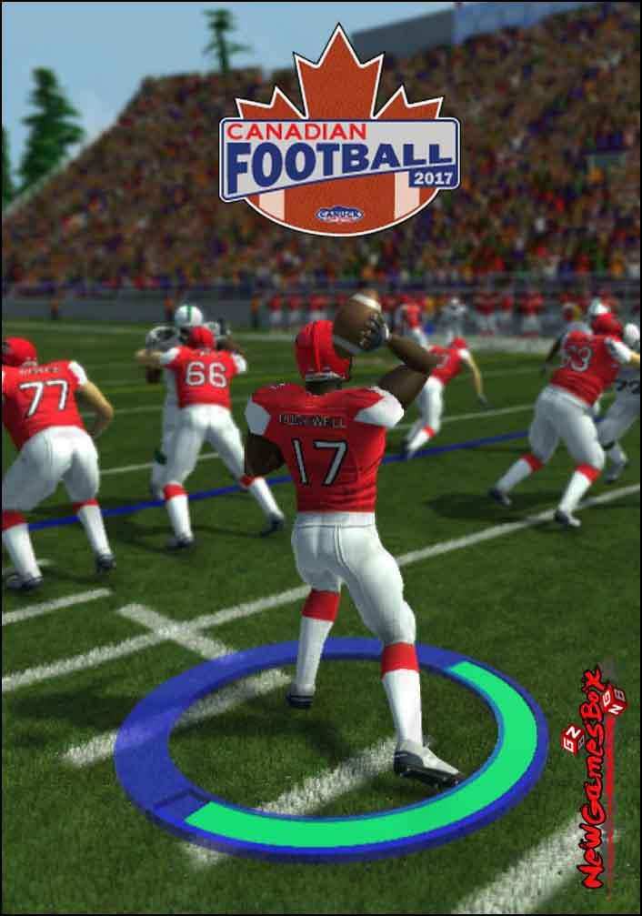 Canadian Football 2017 Free Download PC Game Setup