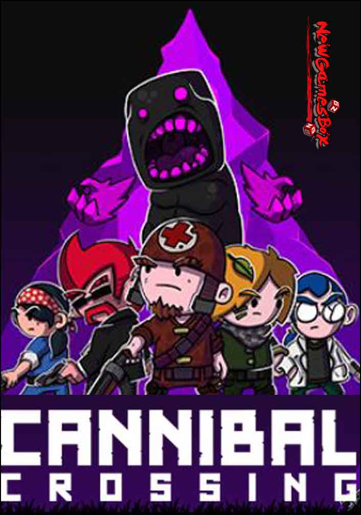 Cannibal Crossing Free Download Full PC Game Setup