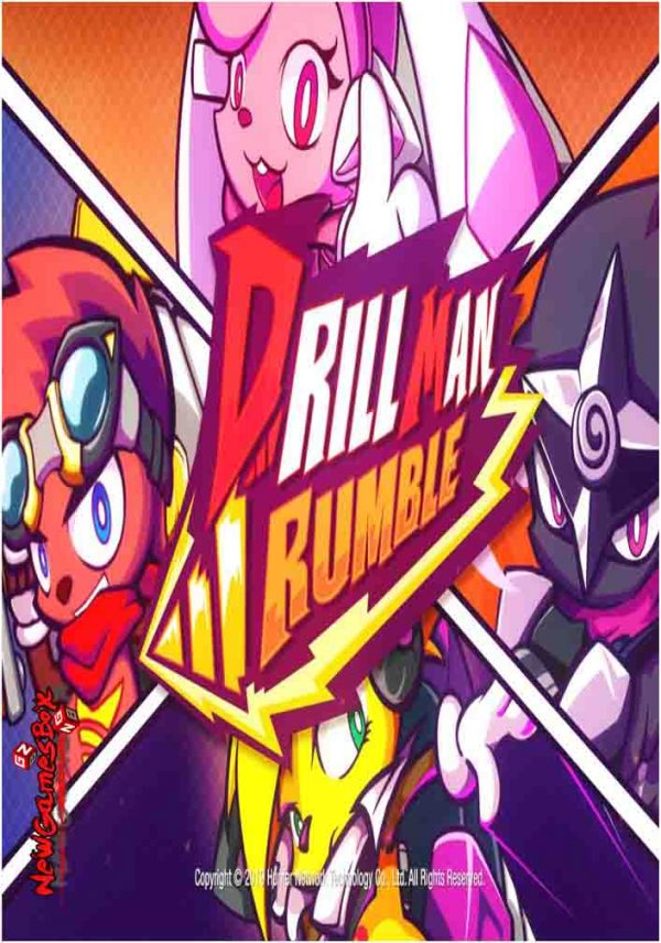 Drill Man Rumble Free Download Full PC Game Setup